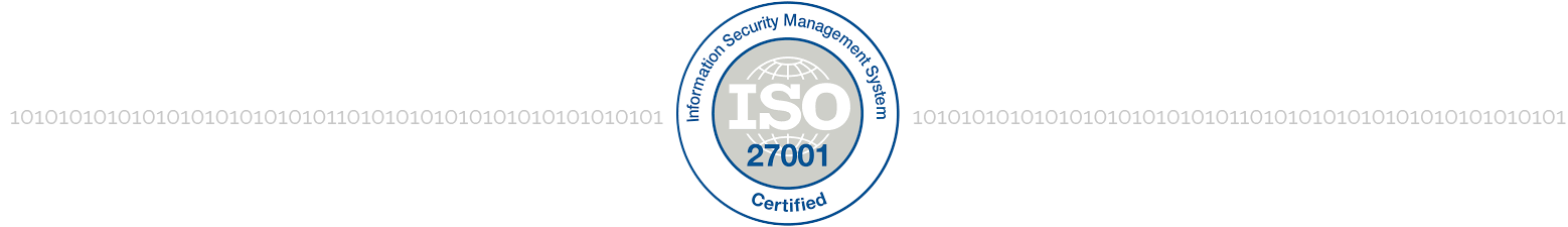 MGI - Notre vision : certification ISO 27001
